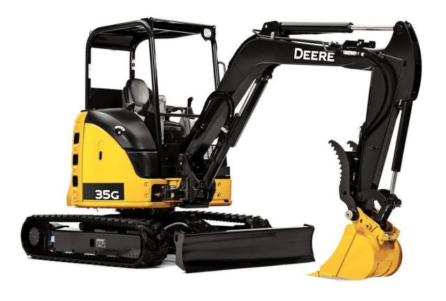 Where to find Excavator - 3 to 4 ton in Vancouver