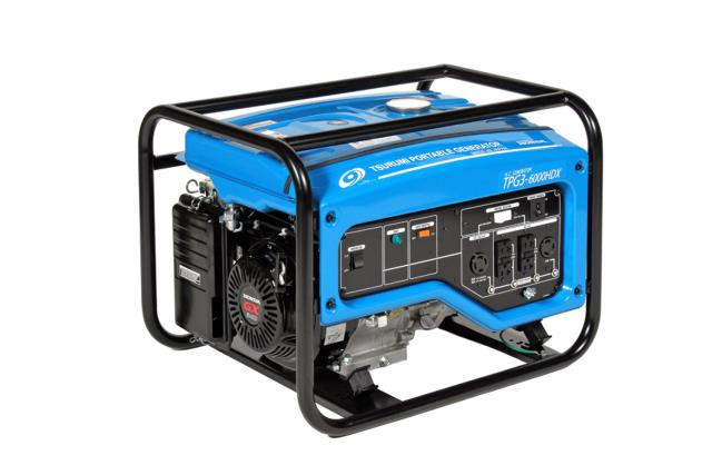 Where to find Generator Portable 6000 Watt in Vancouver