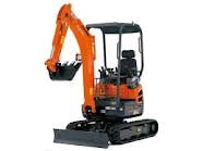 Where to rent Excavator - Kubota U17 in Surrey BC, Burnaby BC, Vancouver BC, Pitt Meadows BC, Maple Ridge BC, Langley BC, Lower Mainland Canada