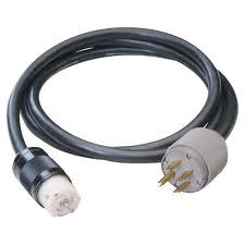 Where to find 50 Foot  6 3-8 1 SOW Cord w 50 Amp --- in Vancouver
