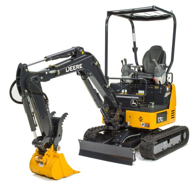 Where to find Excavator - 2 Ton in Vancouver