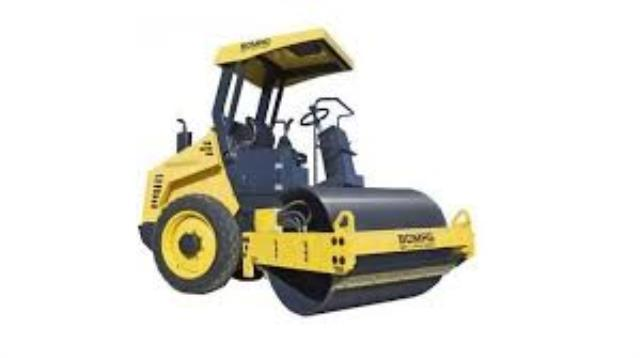Where to find Compaction Roller 48  Bomag BW124DH-40 in Vancouver
