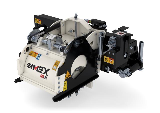 Where to find Simex PLC18 - Cold Planer in Vancouver