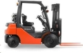 Rental store for 3500 lb Straight Mast Forklift in Vancouver BC