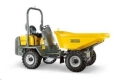 Rental store for Wheeled Dumper - 6600lbs in Vancouver BC