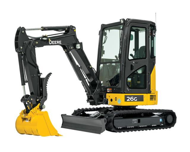 Where to find Excavator - 3 TON in Vancouver