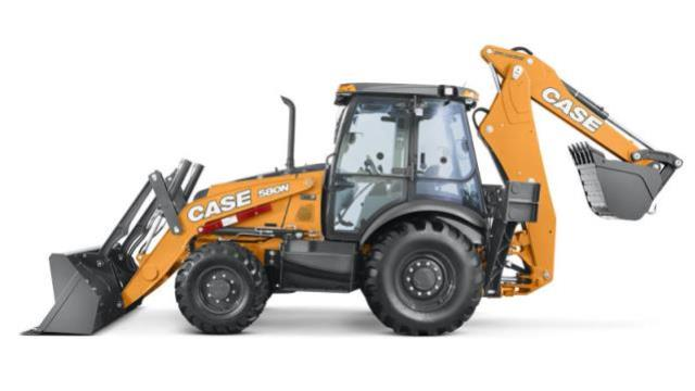 Where to find Case 580SN Backhoe in Vancouver