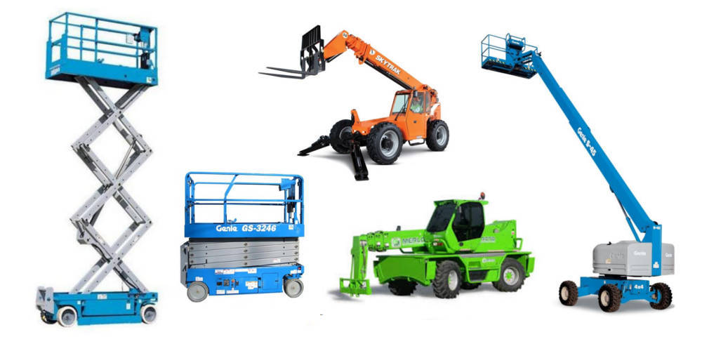 Equipment Rentals in Surrey, Burnaby, Richmond, Langley, Coquitlam, Vancouver BC, Lower Mainland British Columbia
